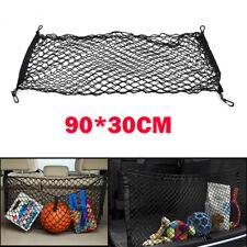 90*30cm Rear Trunk Envelope Cargo Net Boot Storage Organizer Mesh For CX-9  CX-7