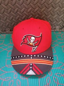 Tampa Bay Buccaneers New Era NFL Draft Spotlight 59FIFTY Fitted Hat Size 7 3/4