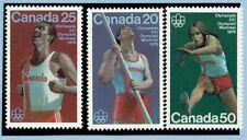 1976 Olympic Games souvenir stamps — mint condition