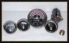 IH B250 B275 B414 276 354 434 444 Tachometer Temp Oil Pressure Ampere Gauge Kit