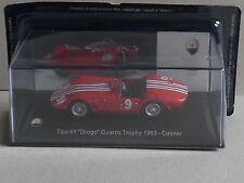 """MASERATI, TIPO 61 """"DROGO"""" GUARDS TROPHY 1963  `CASNER`  part works.(HD48)"""