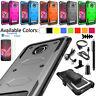 Motorola Moto Z3 Z4 Play / Z2 Force Shockproof Hybrid Hard Slim Phone Case Cover