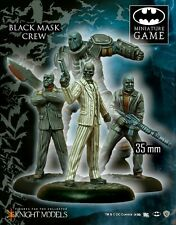 Knight Models BNIB Batman Arkham Origins - Black Mask Crew K35BAO007