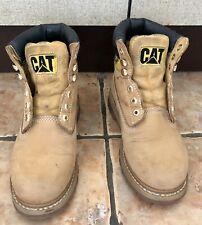 Caterpillar Boots Honey Woman's / Ladies Size 4