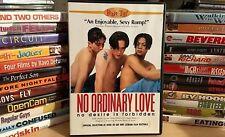 No Ordinary Love (DVD, 1999) -Rare -Gay Drama - FREE 1ST CLASS SHIPPING!!