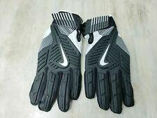 Nike Dt 5 Lineman Football Leather Gloves Pgf463-010 Sz 4Xl White/Black