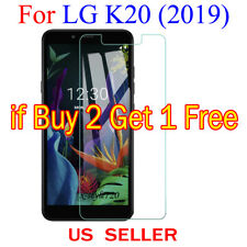 1x Clear LCD Screen Protector Guard Cover Film For LG K20  (2019)