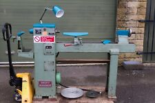 Wadkin BL150 Wood Lathe. Ex High School.  240V, Inverter, Delivery Available.