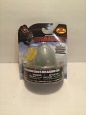 DreamWorks Dragon Egg Grey 4 Dragons (Minifigures) Baby Barf And Belch