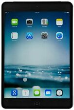 """Apple iPad Mini 2 7.9"""" Tablet 32GB WiFi+4G Verizon - Gray (ME820LL/A)"""