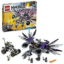 New In Worn Box LEGO Ninjago Nindroid MechDragon 70725 - See Pictures