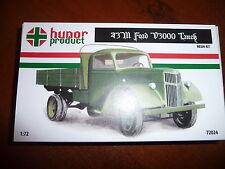 1/72 43M Ford V3000 Truck Hunor Model WWII resin kit 72024
