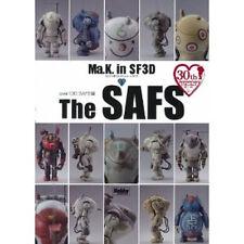 MASCHINEN KRIEGER ART BOOK JAPAN Ma.K. in SF3D MAX Vol.3  SAFS