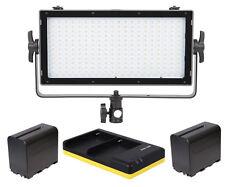 VIBESTA Capra20 Tageslicht LED Leuchte Flächenleuchte +2 Akkus und Ladegerät