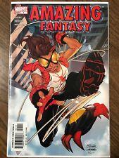 Amazing Fantasy #1, Marvel 2004, 1st Arana