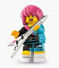 Lego Series 7 Collectible Minifigure- Rocker Girl -Flat Rate Shipping!