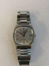 Vintage Swiss Certina Blueribbon Automatic Men's Watch Original Bracelet Works