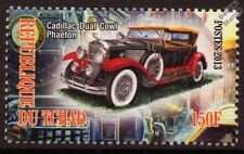 1932 CADILLAC Dual Cowl Phaeton Car Automobile Mint Stamp (2013)
