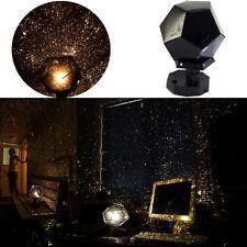 Romantic Astrostar Astro Star Laser Projector Cosmos Night Light DIY Lamp USA FH