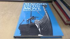 Magnus, On The Move, Magnus Magnusson , Macdonald Publishers, 198
