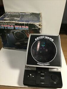 Grandstand Astro Wars In Box Working But Read Listing