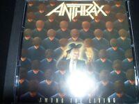 Anthrax - Among the Living CD – Like New