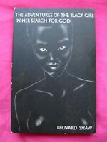 Shaw: Adventures of the Black girl Search for God - First edition first printing