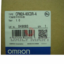 New OMRON Micro Programmable Controller, 60 I/O Points CPM2A-60CDR-A