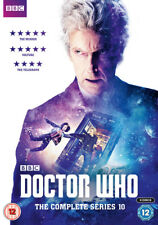 Doctor Who The Complete Series Season 10 DVD 2017