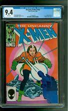 Uncanny X-Men 182 CGC 9.4 NM Rogue Nick Fury Emma Frost John Romita Jr cover