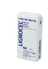 1x 12,5kg LIGNOCEL® 3-4 Fichtengranulat Kleintiereinstreu Reptilien + Nager