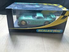 SCALEXTRIC M/B COLLECTORS CENTRE GREEN TYR REF C2247