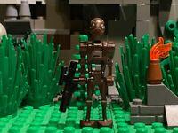 Lego | Star Wars | Kampf und Kontrolle Droide Figur | -187-