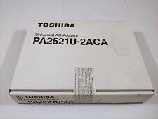 Toshiba Universal AC Adapter PA2521U-2ACA New Unopened