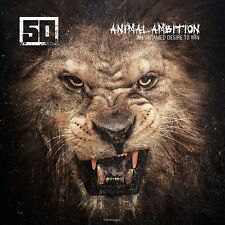 Animal Ambition: An Untamed Desire to Win CD/DVD [PA] [Digipak] 50 Cent CD NEW