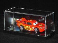 DISNEY CARS 1/64 SCALE ACRYLIC DISPLAY CASE, DIECAST MATCHBOX,HOT WHEELS