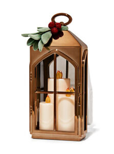 Bath and Body Works HOLIDAY LANTERN NIGHTLIGHT wallflower fragrance plug
