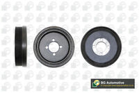 BGA Crankshaft Pulley Belt TVD Torsion Vibration Damper DP1206 - 5 YEAR WARRANTY