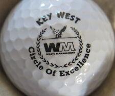 (1) Waste Management Logo Golf Ball