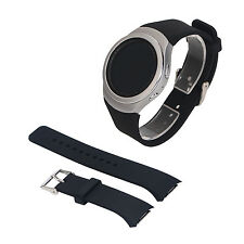 US Ship Sport Silicone Watch Band Strap For Samsung Galaxy Gear S2 SM-R720/R730