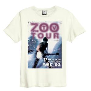 Amplified U2 Zoo TV Tour T-Shirt