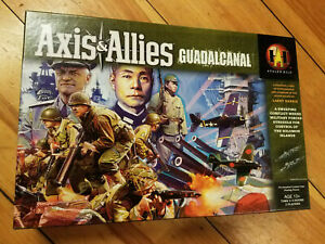 Avalon Hill Axis and Allies Guadalcanal