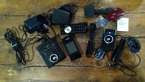 Sirius S50 Satellite Radio + S50-TK1 Car Kit AND Home Dock Working! HOWARD STERN
