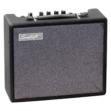 Bass Electric Guitar Amplifier Speaker 10W RMS Pro MP3 Jack & Cable & Picks New