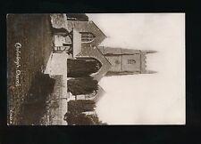 Devon CHULMLEIGH Church Used 1912 RP PPC local publisher Western #c1933B
