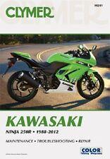CLYMER SERVICE REPAIR MANUAL KAWASAKI NINJA EX250R 2008 2009 2010 2011 2012 250