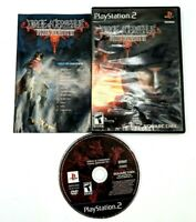 Dirge of Cerberus: Final Fantasy VII (Sony PlayStation 2, PS2 2006) *Issue*