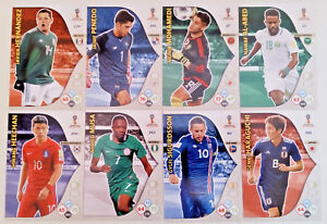 Adrenalyn XL FIFA World Cup 2018 Russia Panini cards # 181-240