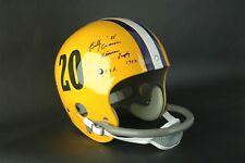 1950s LSU TK Suspension Football Helmet Autograph Billy Cannon