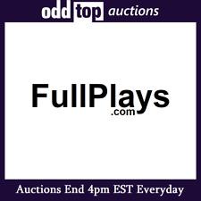 FullPlays.com - Premium Domain Name For Sale, Dynadot